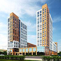 2 комнатная квартира в ЖК Сенатор Парк  66.64 м², фото 1