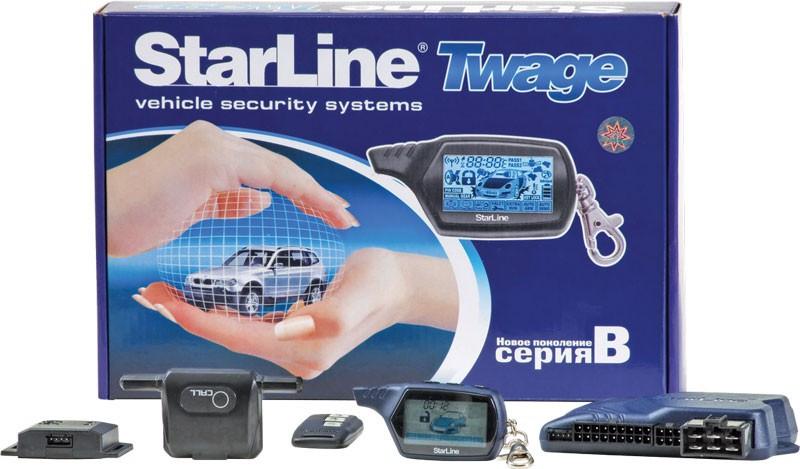 Автосигнализация StarLine Twage B9
