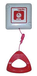Влагозащищенная кнопка вызова со шнуром MP-433W1