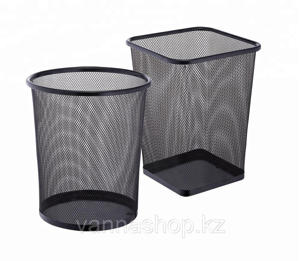 Офисная корзина для мусора (сетчатая) урна 16л