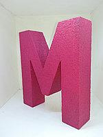 Объемные фигуры и буквы из пенопласта по индивидуальным размерам, фото 1