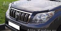 Дефлектор капота Toyota Land Cruiser Pradо 150 (09-13)