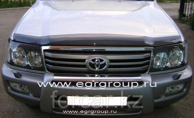 Дефлектор капота EGR Toyota Land Cruiser 100 1998-2007, фото 2