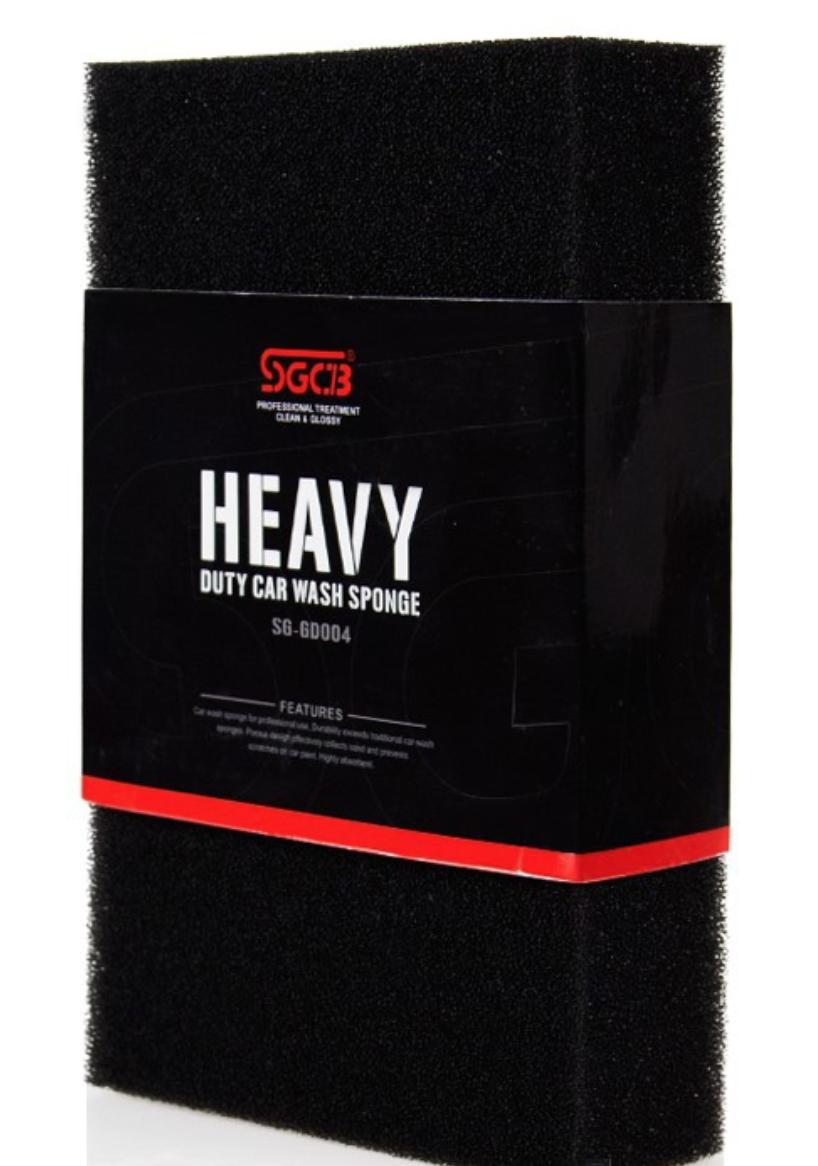 Губка для мойки кузова автомобиля SGCB Heavy Duty Sponge