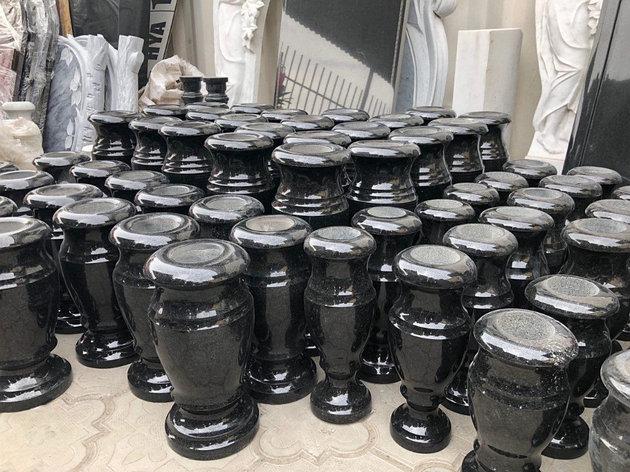 Гранитные вазы на могилу, фото 2