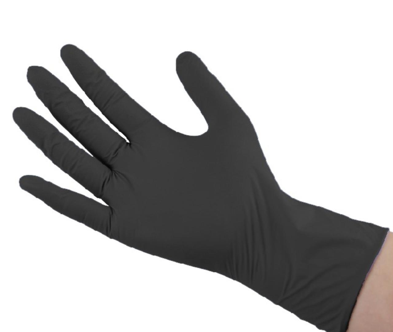 Перчатки нитриловые высокопрочные SGCB, 100 шт