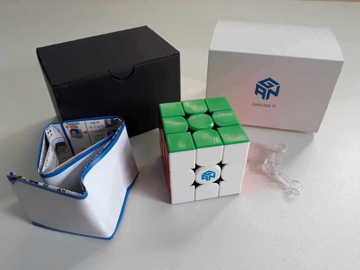 Кубик Рубика 3 на 3 Gan 356 R