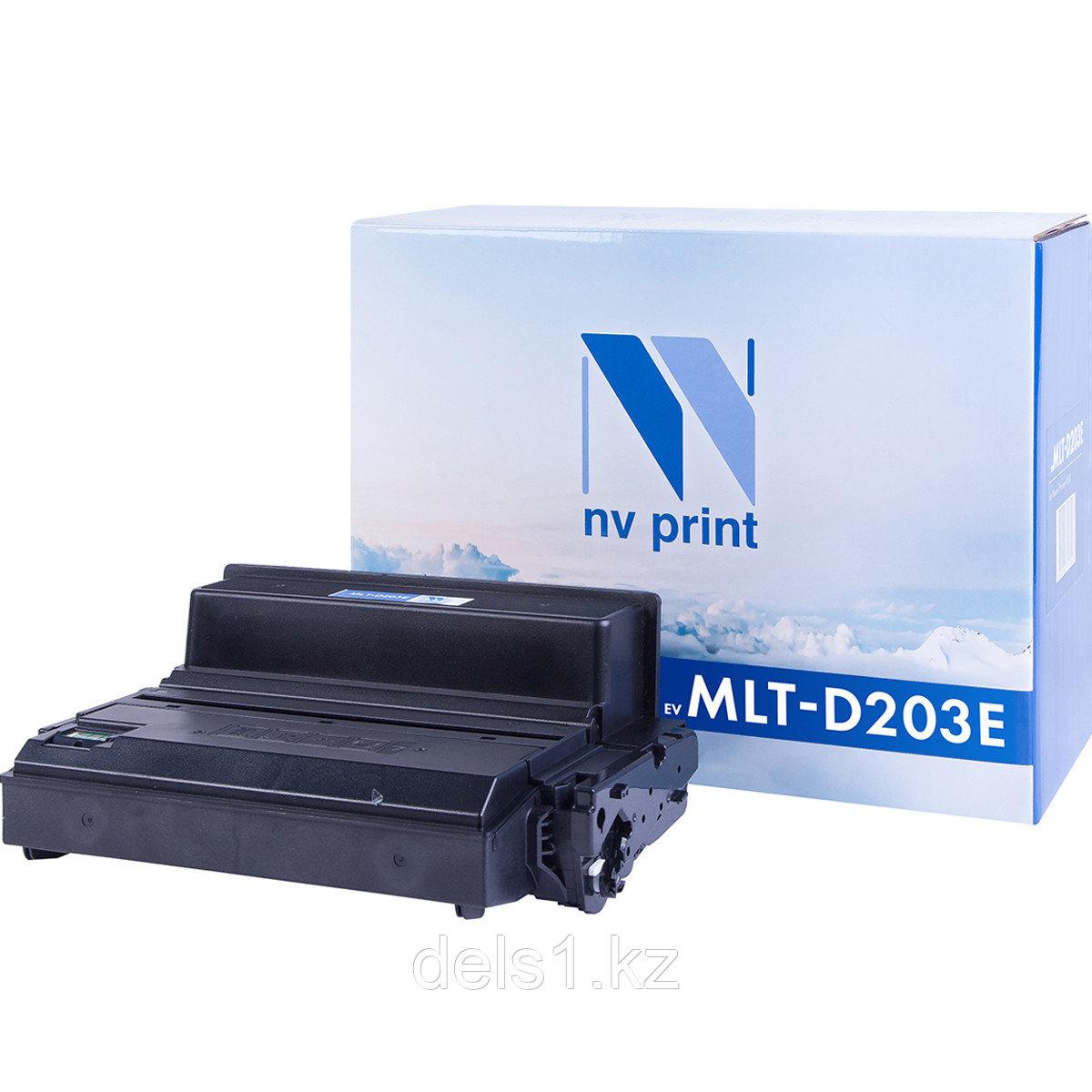 Картридж, NVP NV-MLTD203E совместимый с Samsung SL-M3820 | 4020 | M3870 | 4070