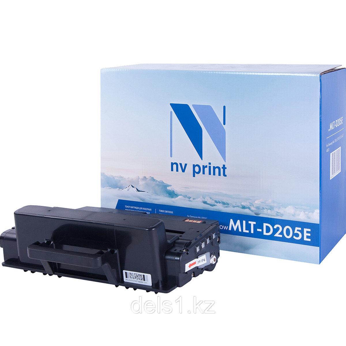 Картридж, NVP NV-MLTD205E совместимый с Samsung ML-3710 | 3710P | 3710DN | SCX-5637 | SCX-5637FR