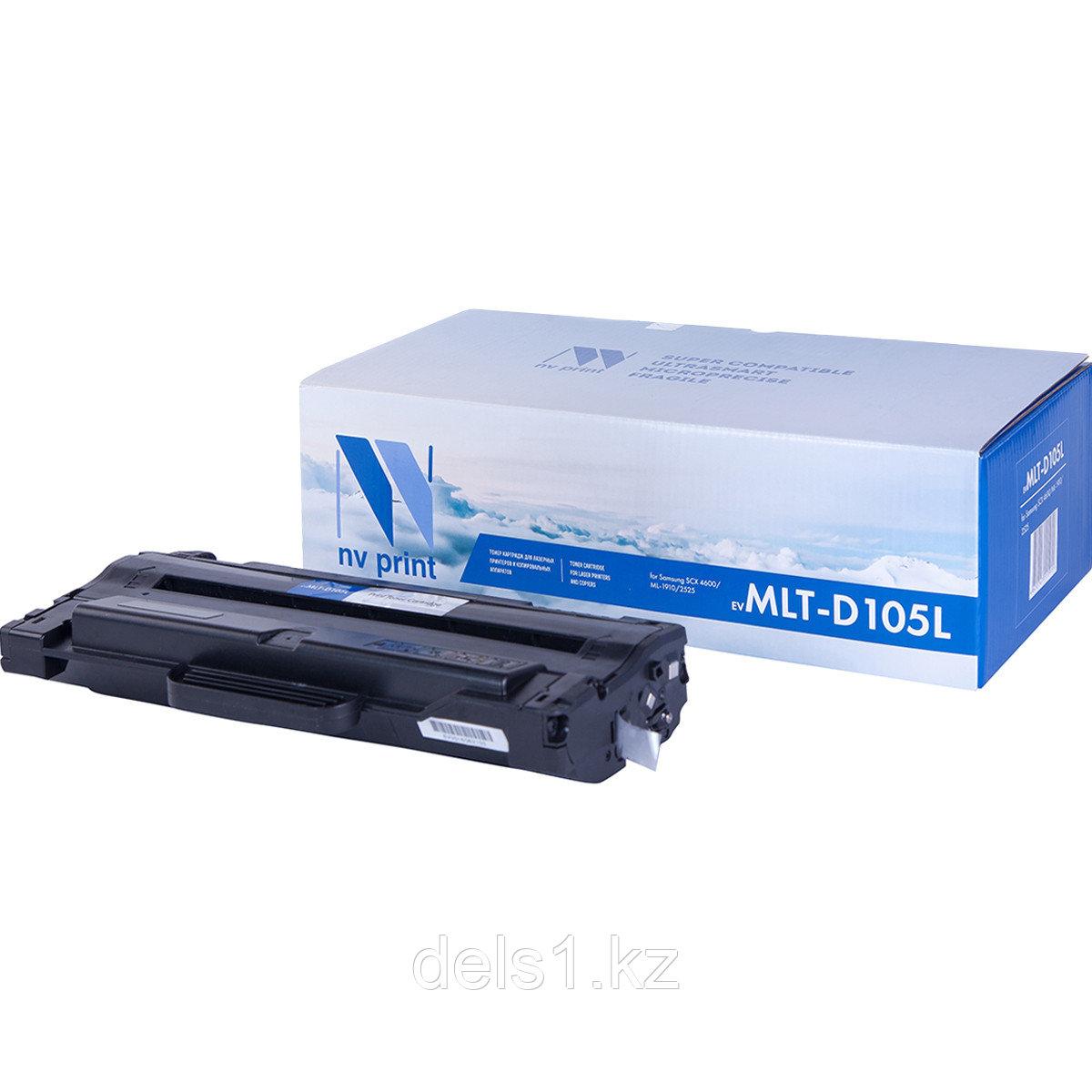 Картридж, NVP NV-MLTD105L совместимый с Samsung