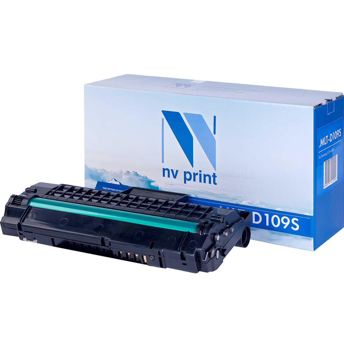 Картридж, NVP NV-MLTD109S совместимый с Samsung SCX-4300