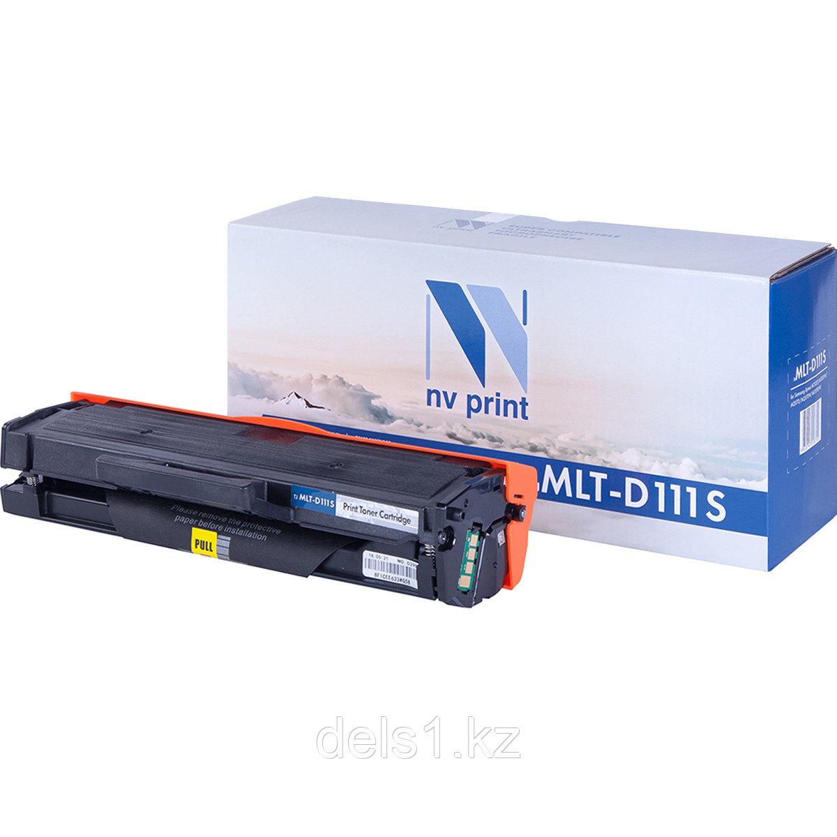 Картридж, NVP NV-MLTD111S совместимый с Samsung Xpress M2020 | M2020W | M2070 | M2070W | M2070FW