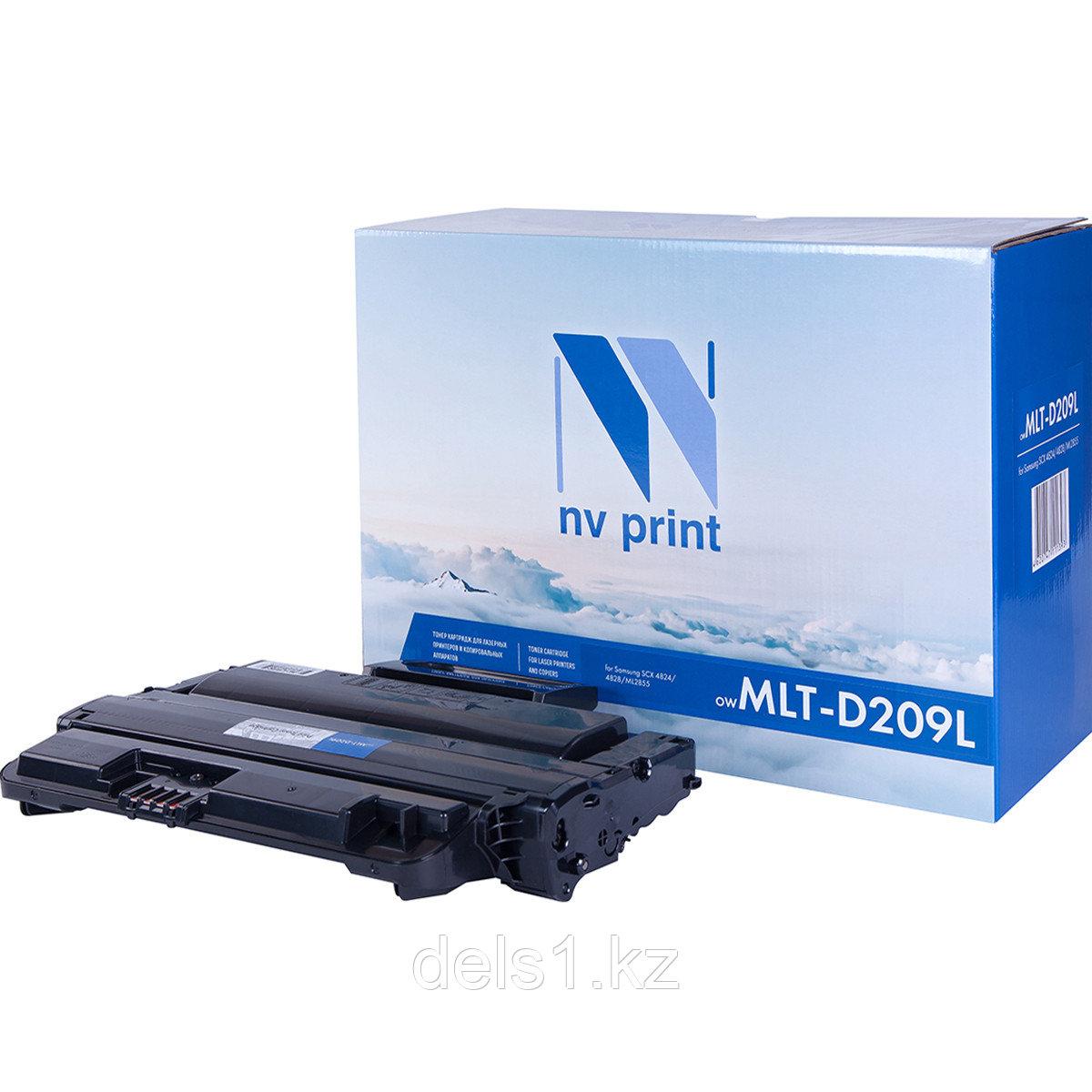 Картридж, NVP NV-MLTD209L совместимый с Samsung ML-2855ND   SCX-4824FN   4826FN   4828FN