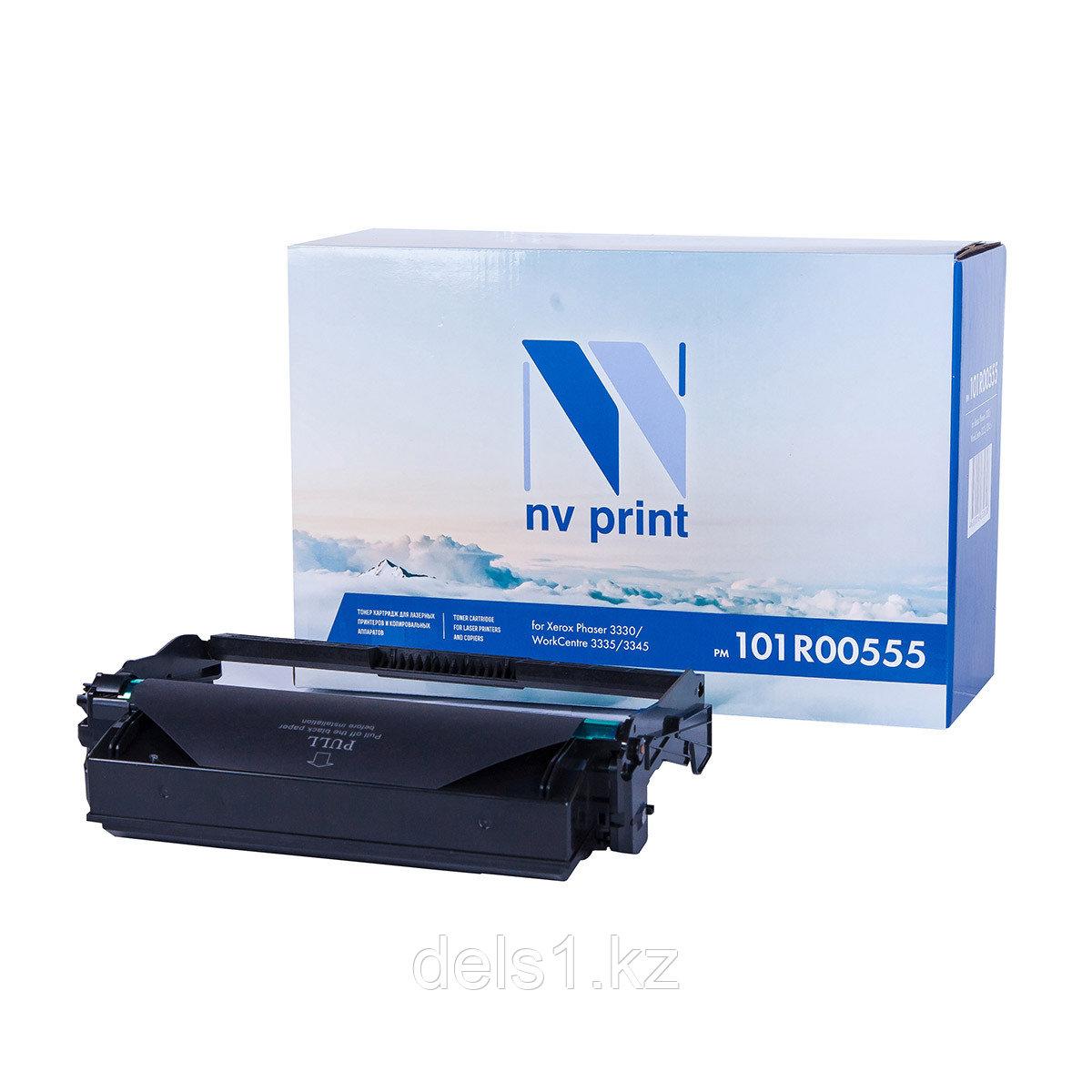 Картридж NVP  NV-101R00555DU совместимый с Xerox Phaser 3330 | WorkCentre 3335 | 3345