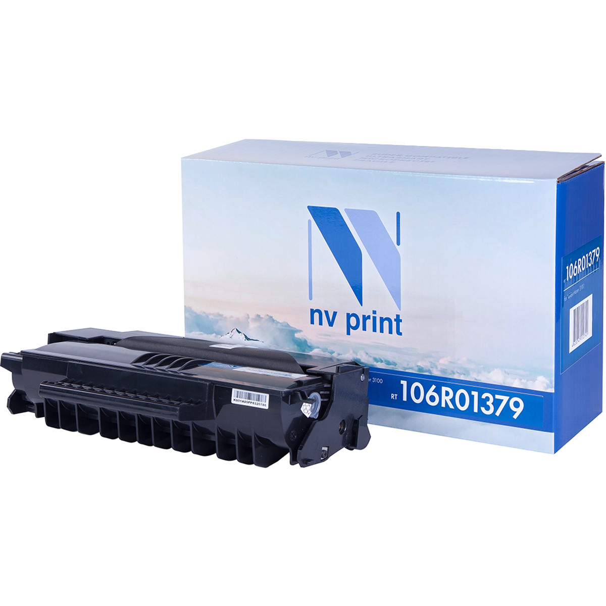 Картридж NVP  NV-106R01379 совместимый с Xerox Phaser 3100MFP