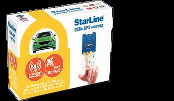 Спутниковая охранная система StarLine Мастер GPS + ГЛОНАСС