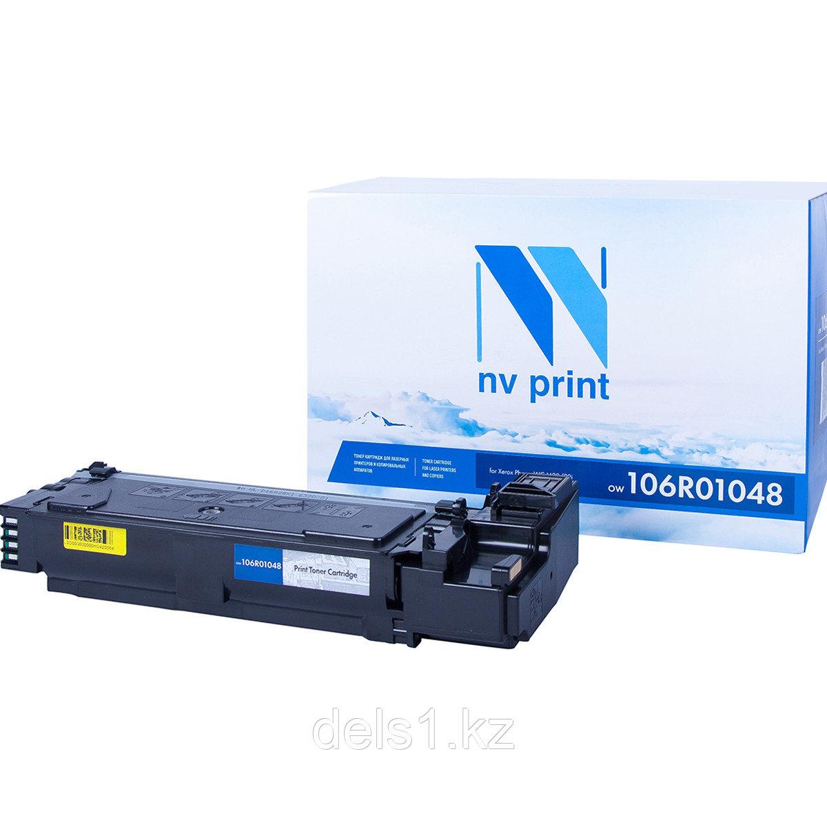 Картридж NVP  NV-106R01048 совместимый с Xerox WorkCentre M20 | M20i
