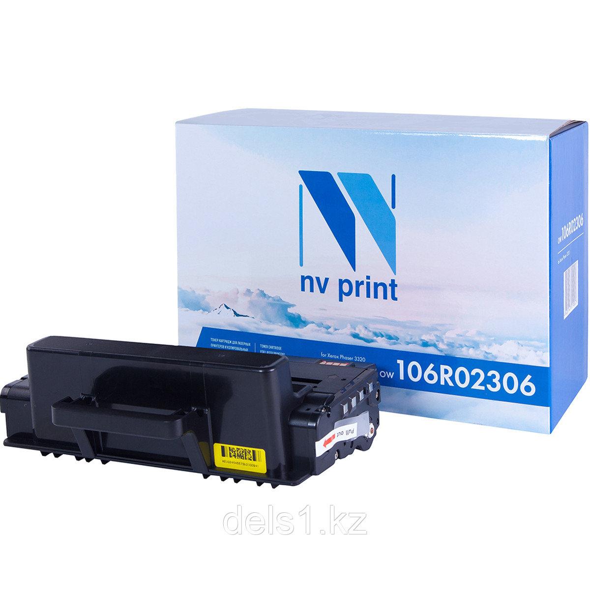 Картридж NVP  NV-106R02306 совместимый с Xerox Phaser 3320