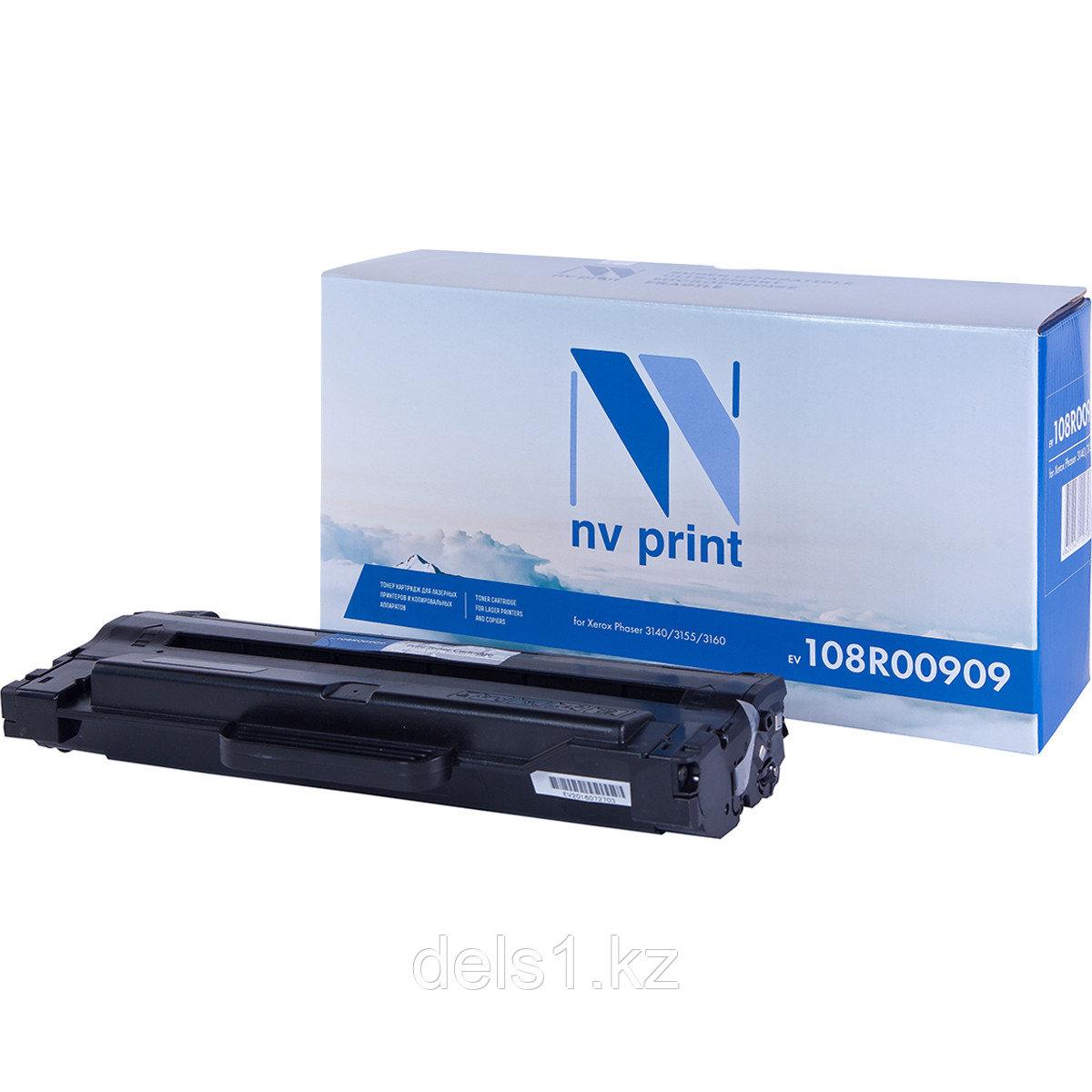 Картридж NVP  NV-108R00909 совместимый с Xerox 3140 | 3155 | 3160