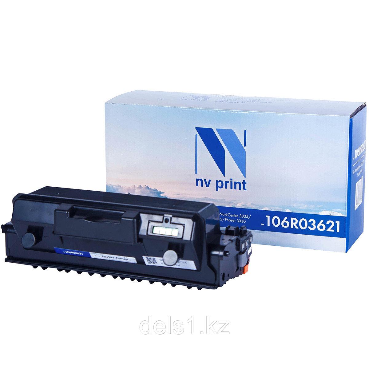 Картридж NVP  NV-106R03621 совместимый с Xerox WorkCentre 3335 | 3345 | Phaser 3330