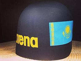 Arena  шапочка для плавания 3D Race ''Kazakhstan''