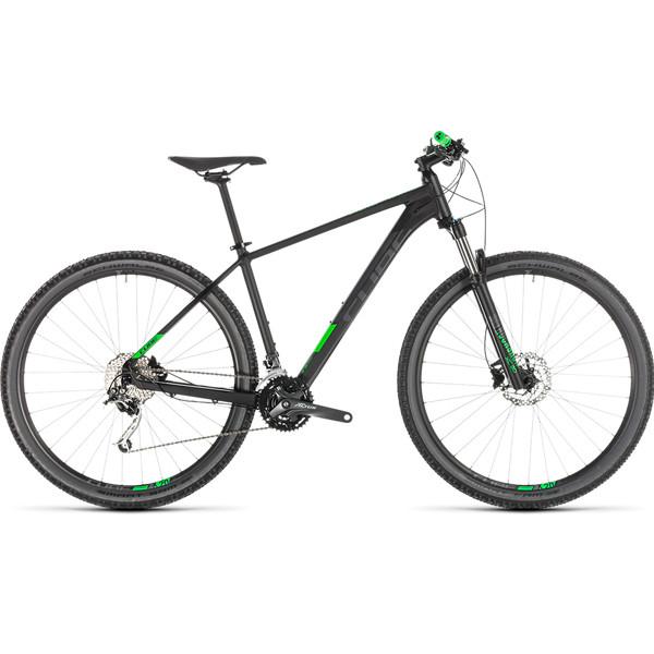 Cube  велосипед  Analog - 2019