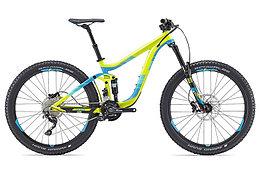 Двухподвесный велосипед Giant Reign 27.5 2 - 2016
