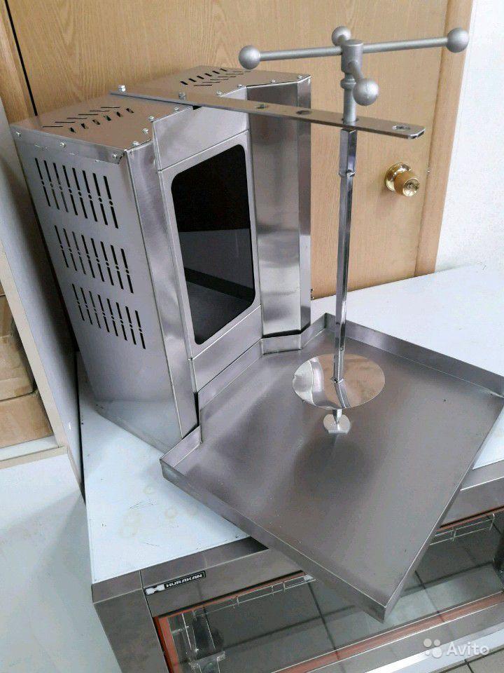 Аппарат для шаурмы МастерКебаб электро