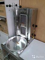 Аппарат для шаурмы газовый SILVER