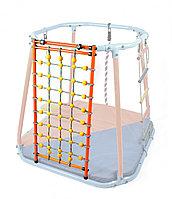 Модуль сетка оранжевый
