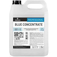 BLUE CONCENTRATE Низкопенный моющий концентрат для ежедневной и генеральной уборки.
