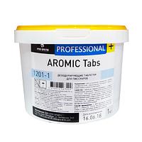 AROMIC TABS Дезодорирующие таблетки для писсуаров. Стандарт