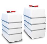 БКБ 500 (Бак кубический белый 500л.)