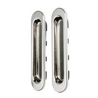 Ручка для раздвижных дверей PALLADIUM 02 PS SN, цвет матовый никель