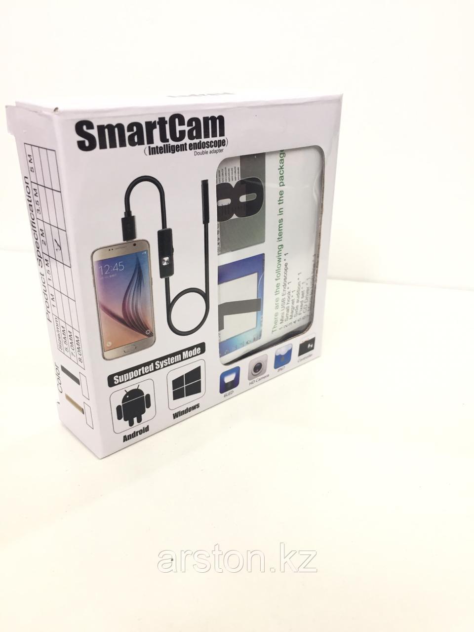 Камера эндоскоп на смартфон 2 м