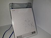 Бейдж вертикальный пластиковый (карман 170x140 мм)