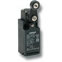 Концевой выключатель. Датчик D4N (Omron)
