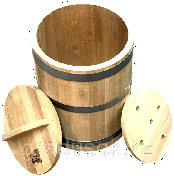 Кадка дубовая 10 литров