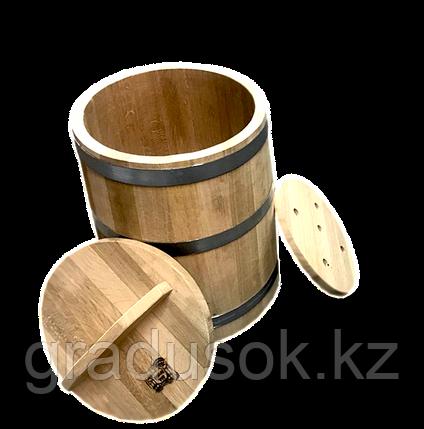 Кадка дубовая 25 литров, фото 2
