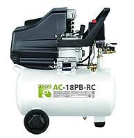 Воздушный компрессор IVT AC-18PB-RC - 18 литров