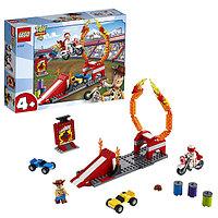LEGO Juniors 10767 Конструктор ЛЕГО Джуниорс История игрушек-4: Трюковое шоу Дюка Бубумса