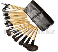 Набор профессиональных кистей для макияжа Bobbi Brown 24 кисточки в чехле