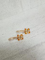 Серьги от Roberto bravo с бриллиантами