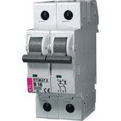 2113512 / Автоматический выключатель ETIMAT 6  2p В 6А (6 kA)