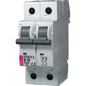 2113516 / Автоматический выключатель ETIMAT 6  2p В 16А (6 kA)