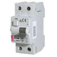 2173128 / Диффер. автоматический выкл. KZS 2М С 40/0.03 АС (10kA)