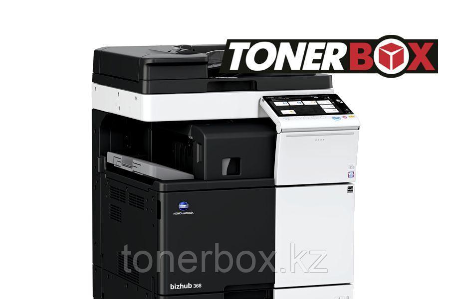 Черно-белый принтер (МФУ) Konica Minolta bizhub 368