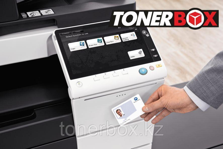 Цветной принтер (МФУ) Konica Minolta bizhub C558