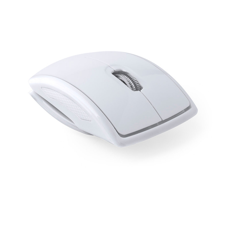 Мышь беспроводная складная LENBAL, Белый, -, 345948 01