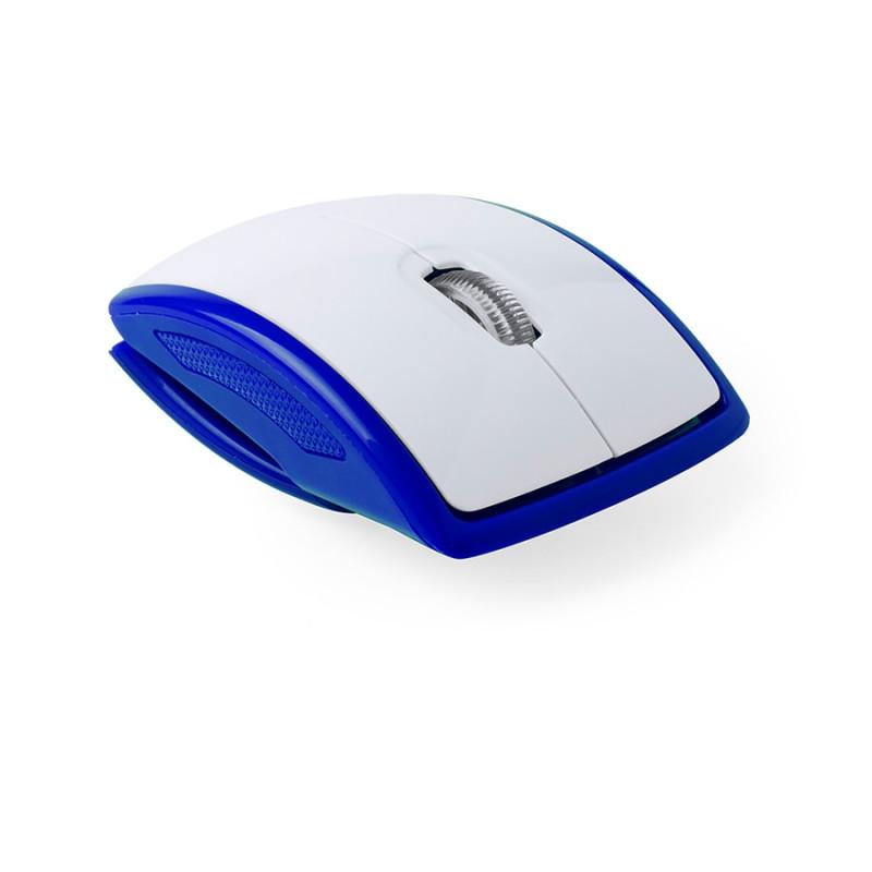 Мышь беспроводная складная LENBAL, Синий, -, 345948 24